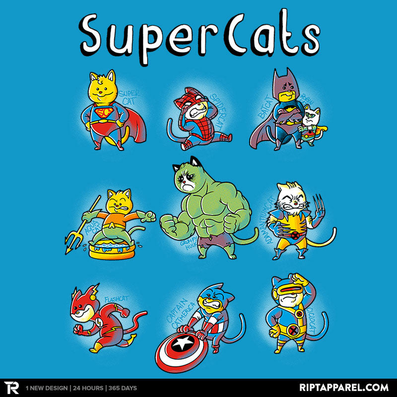 SuperCats - RIPT Apparel