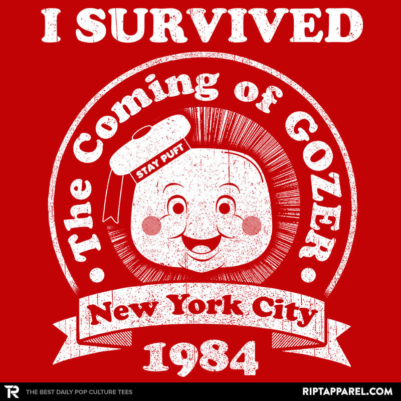 Surviving 1984 - RIPT Apparel