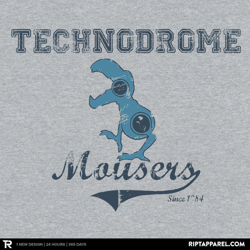 Technodrome Mousers - RIPT Apparel