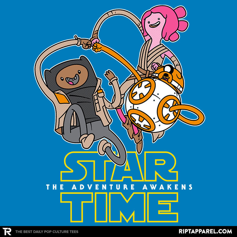 The Adventure Awakens - RIPT Apparel