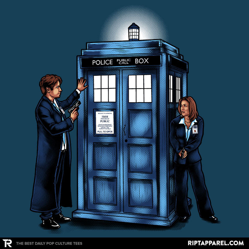 The Agents have the Phone Box - Collection Image - RIPT Apparel
