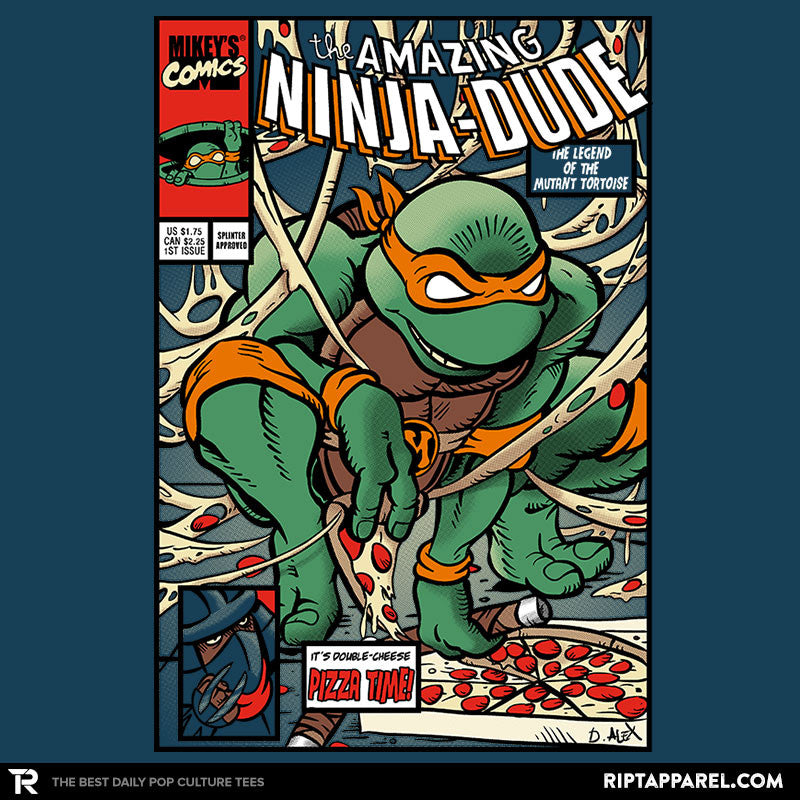 The Amazing Ninja-Dude - Collection Image - RIPT Apparel