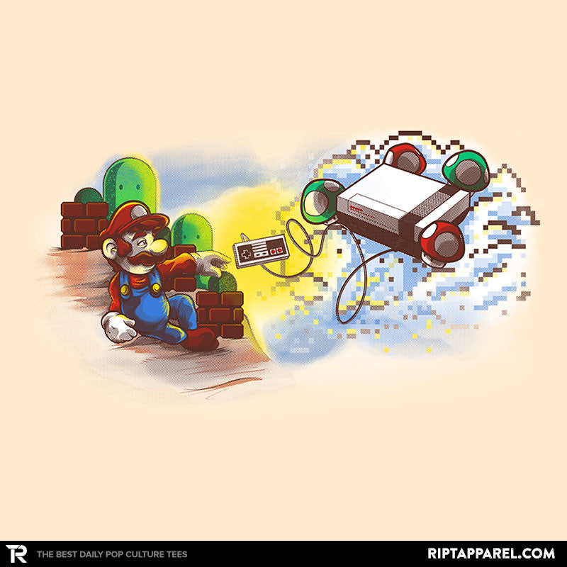 The Creation of Gaming - Collection Image - RIPT Apparel