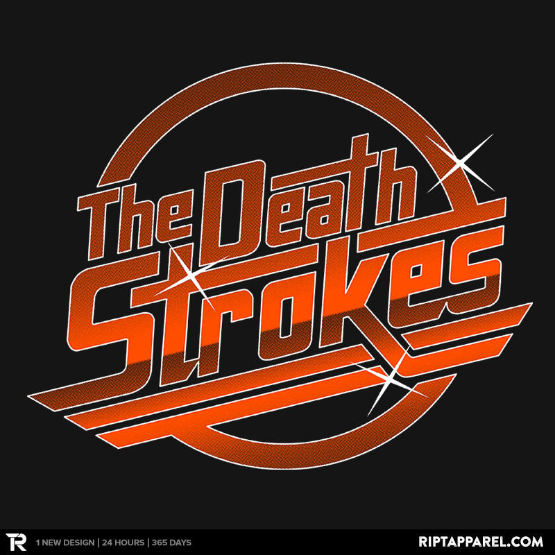 The Death-Strokes - RIPT Apparel
