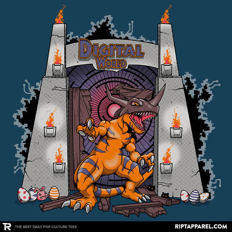 The Digital Gate - Collection Image - RIPT Apparel