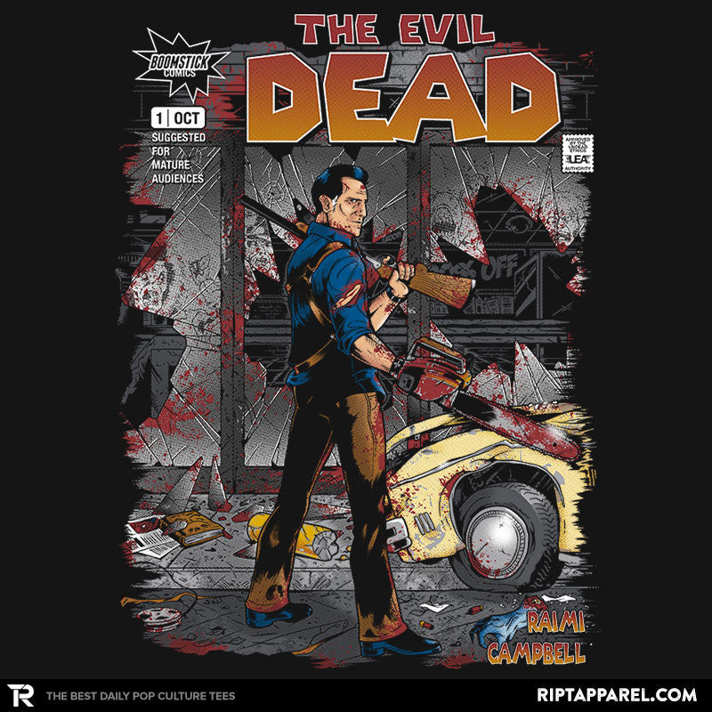 The Evil Dead - Issue 1 Exclusive - RIPT Apparel
