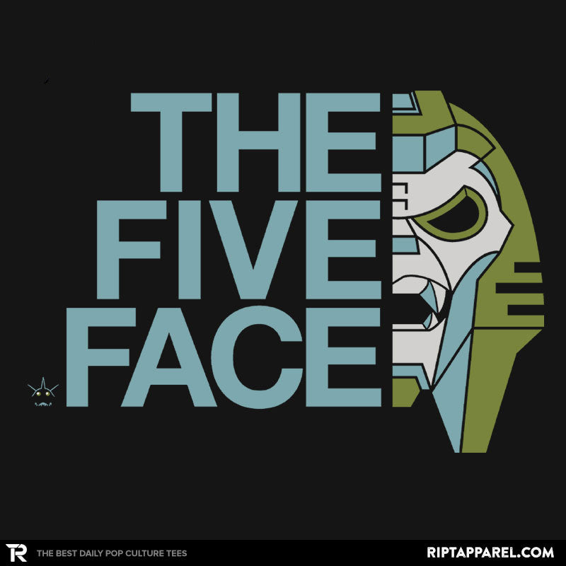 The Five Face Exclusive - Collection Image - RIPT Apparel