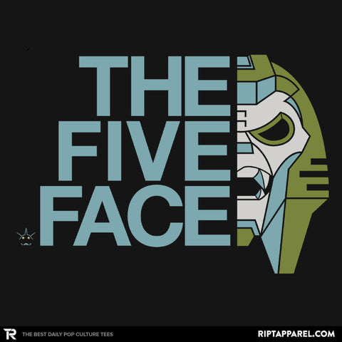 The Five Face Exclusive