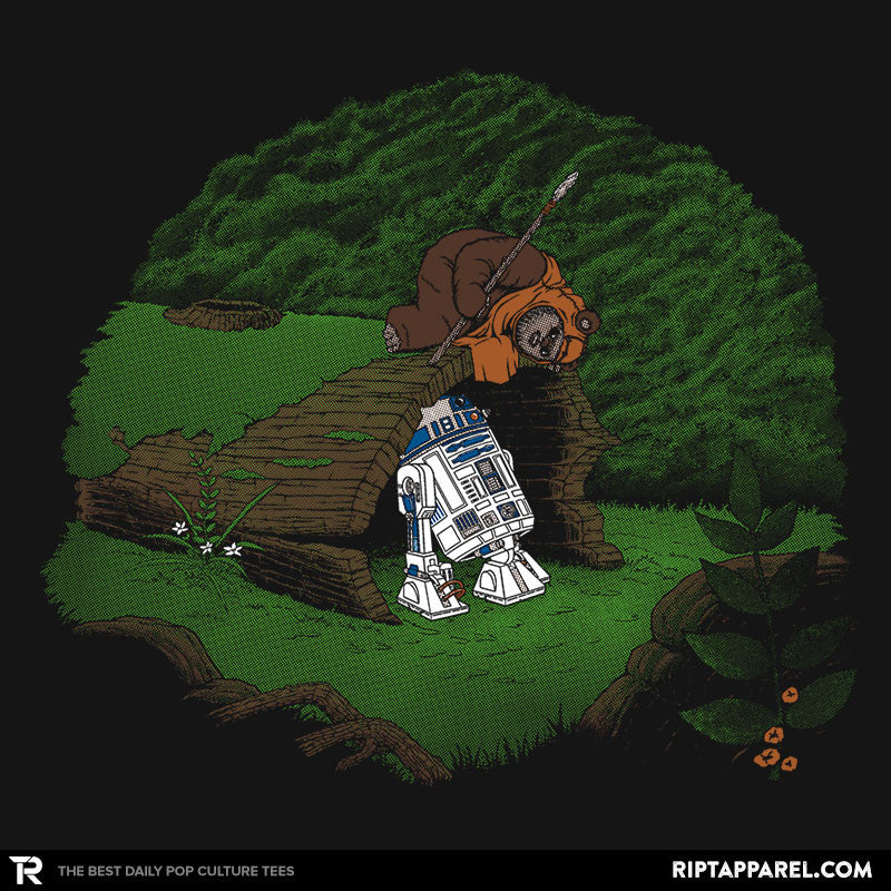 The Furball and the Droid - Collection Image - RIPT Apparel
