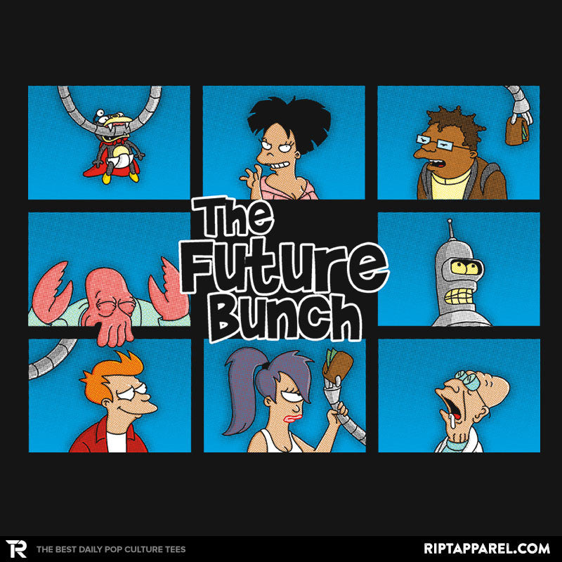 The Future Bunch - Collection Image - RIPT Apparel