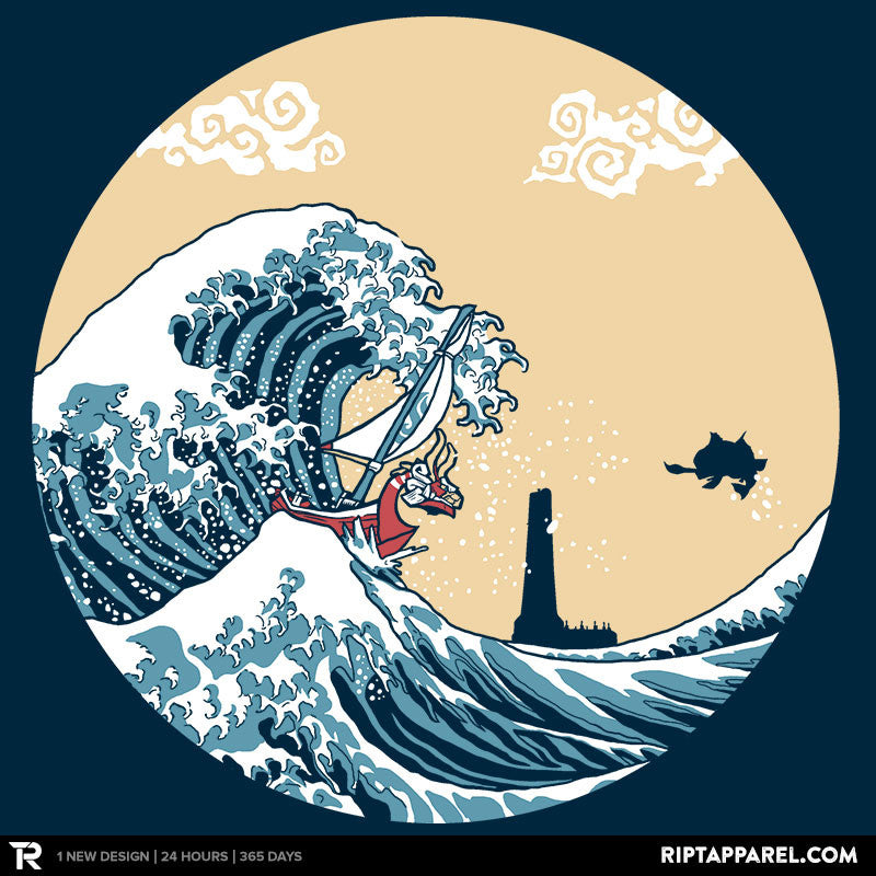 The Great Sea - Collection Image - RIPT Apparel