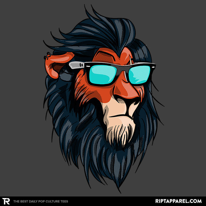 The Hipster King - RIPT Apparel