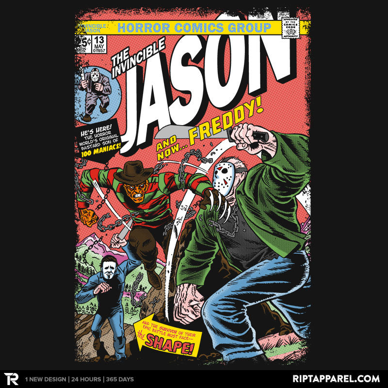 The Invincible Jason - RIPT Apparel