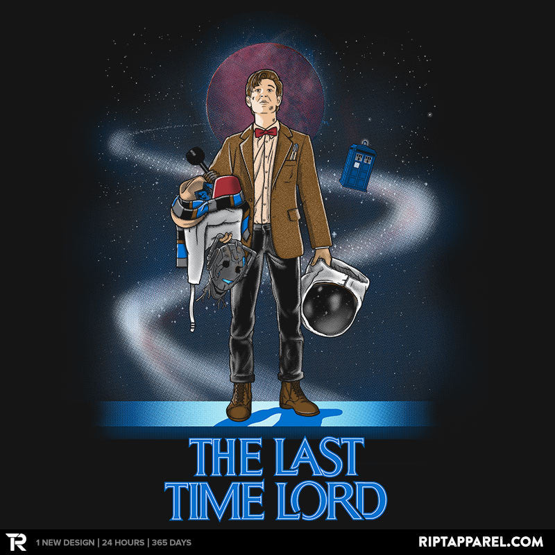 The Last Time Lord - RIPT Apparel