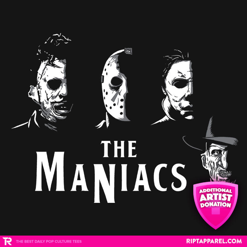 The Maniacs - Collection Image - RIPT Apparel