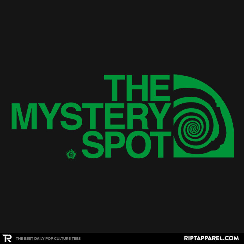 The Mystery Spot Shirt - Collection Image - RIPT Apparel
