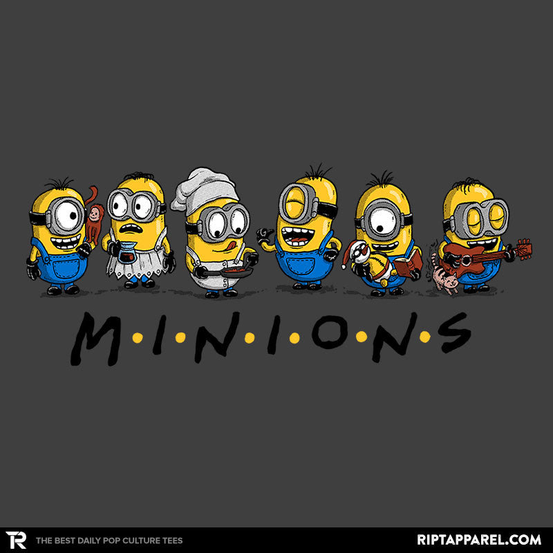 The One with Minions - RIPT Apparel