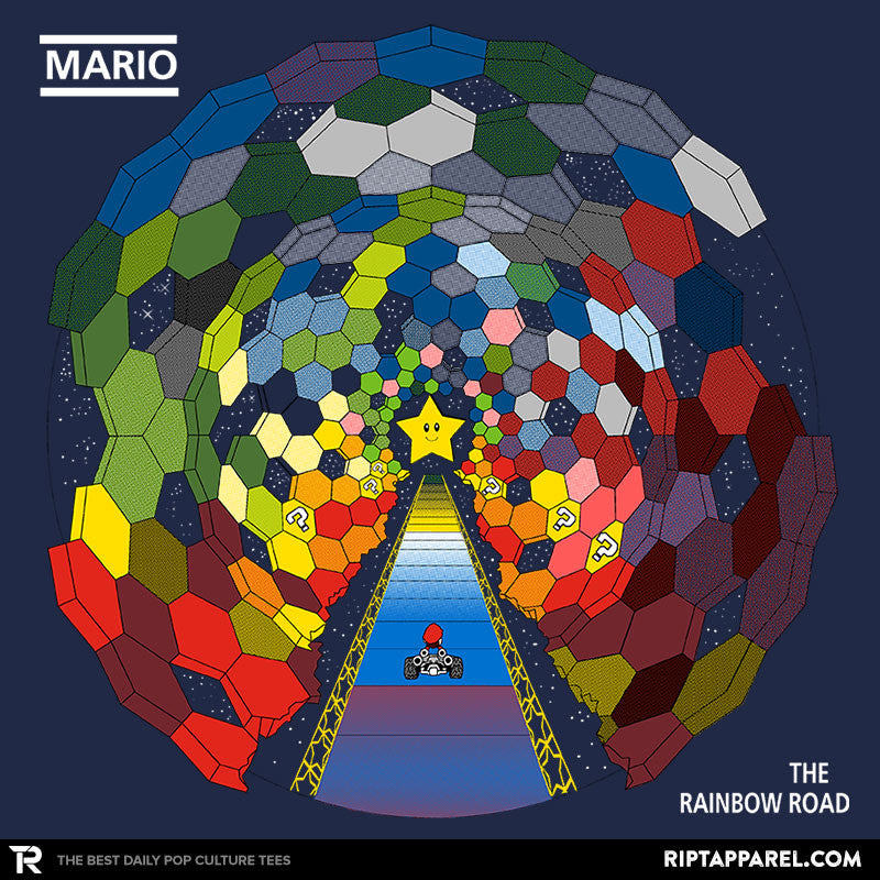 The Rainbow Road - RIPT Apparel
