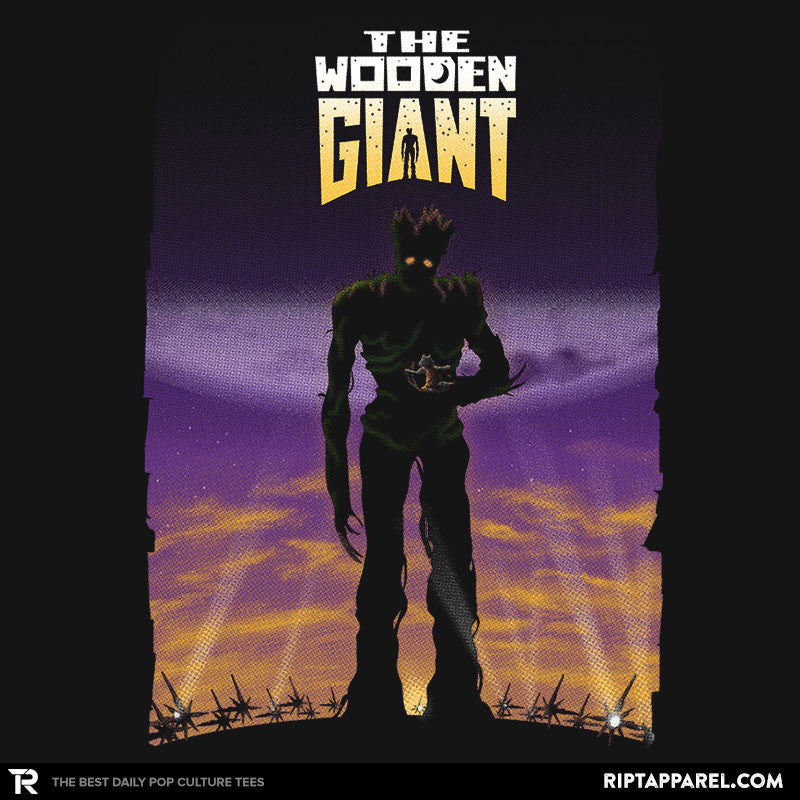 The Wooden Giant - RIPT Apparel