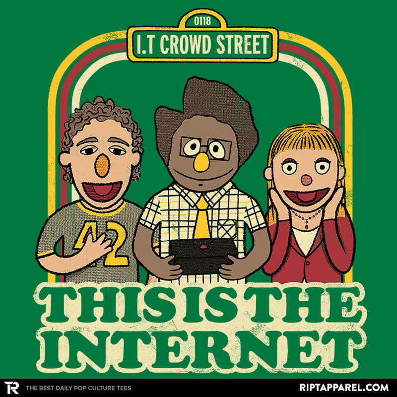 This is the internet - Collection Image - RIPT Apparel