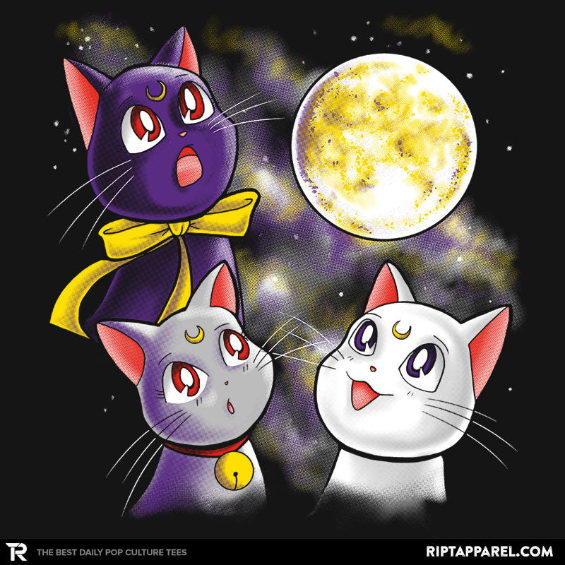 Three Moon Cats - RIPT Apparel