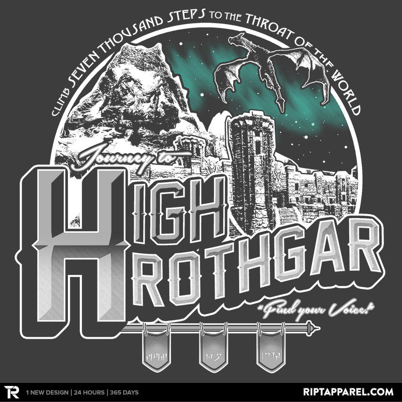 Throat of the World - Collection Image - RIPT Apparel