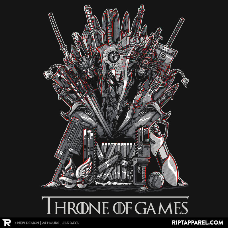 Throne of Games! - RIPT Apparel