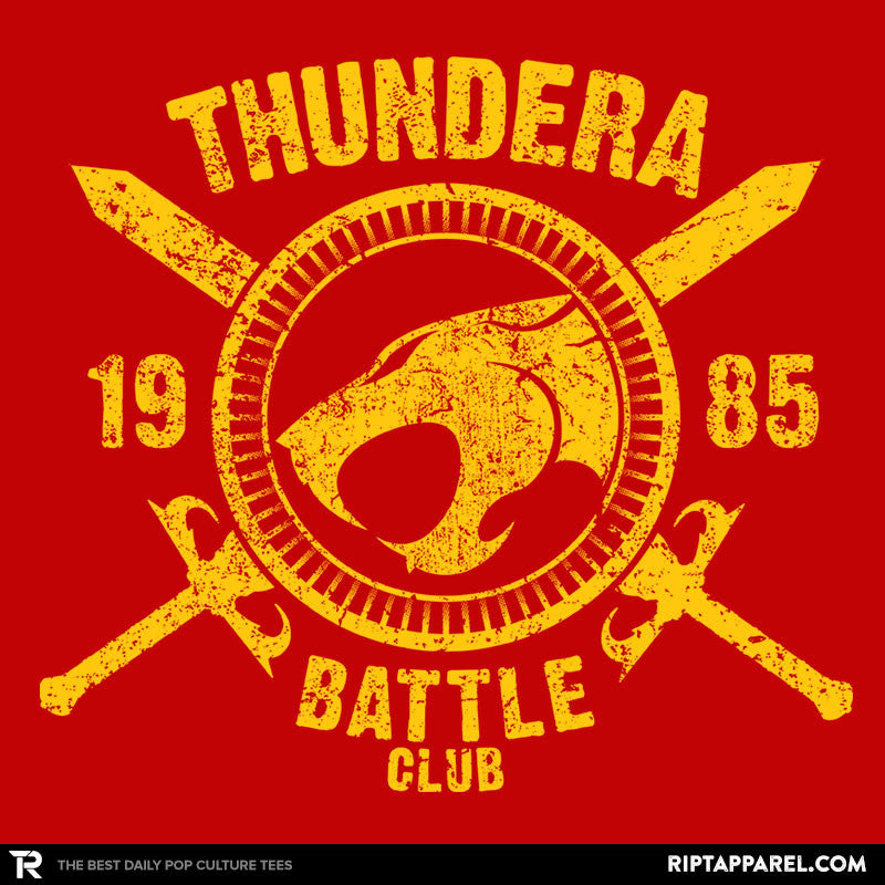 Thundera Battle Club - RIPT Apparel