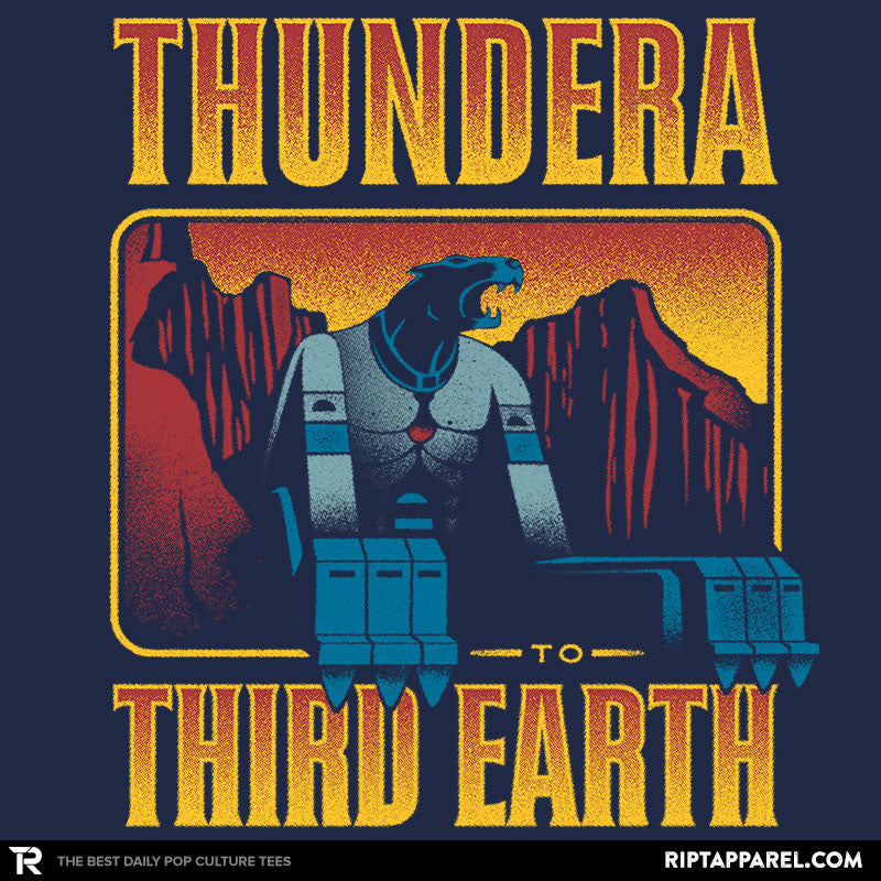 Thundera to Third Earth - Collection Image - RIPT Apparel