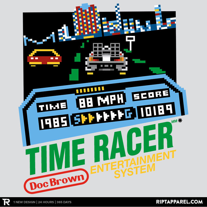 Time Racer - Collection Image - RIPT Apparel