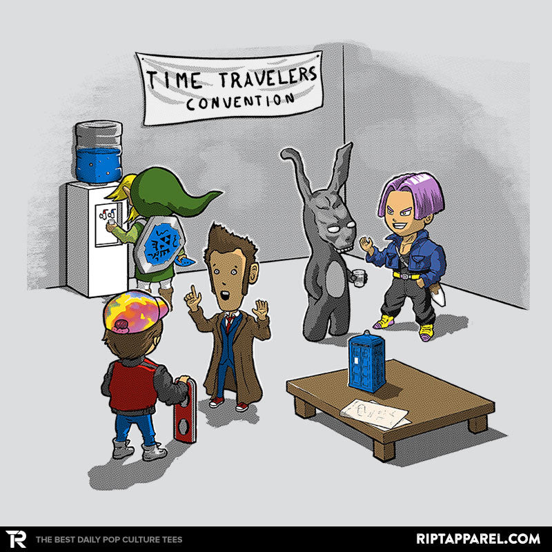 Time Travelers' Convention - RIPT Apparel
