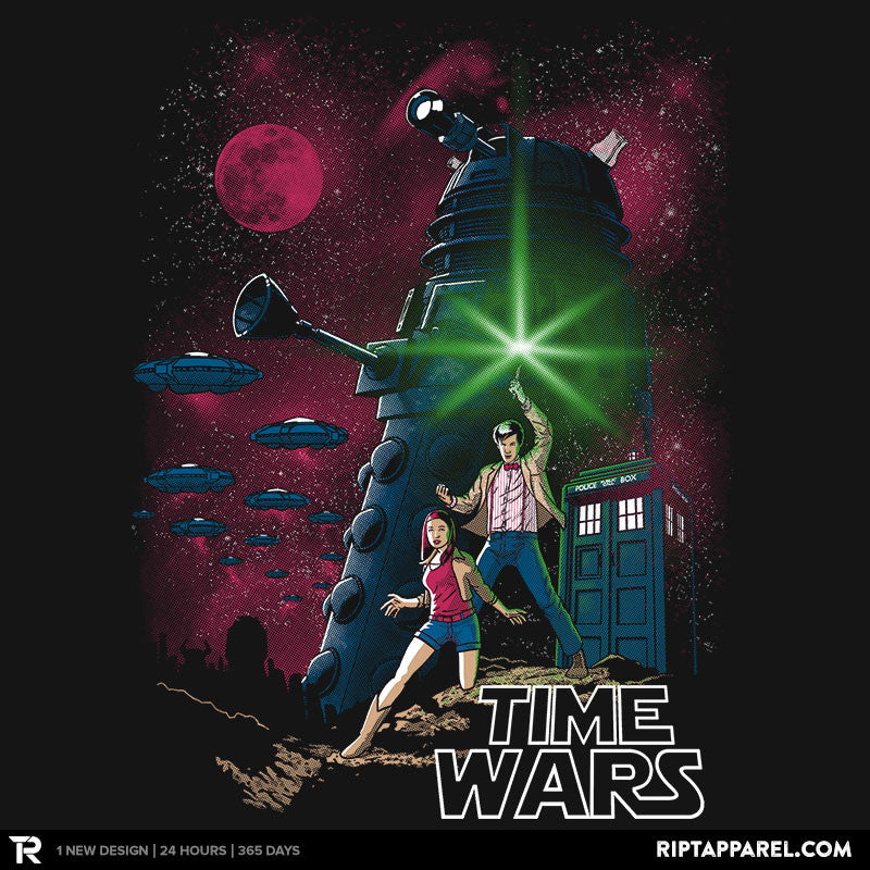 Time Wars - Collection Image - RIPT Apparel