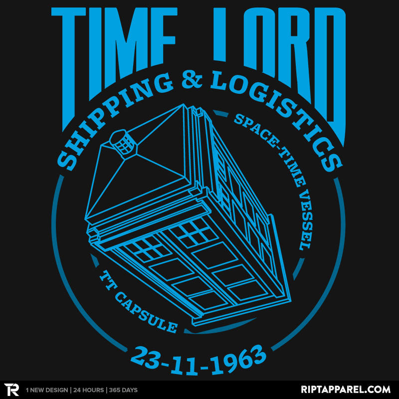 TL Shipping & Logistics - RIPT Apparel