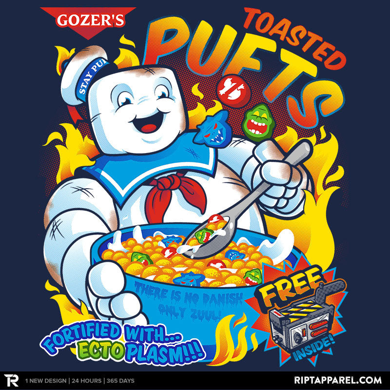 Toasted Puffs Exclusive - RIPT Apparel