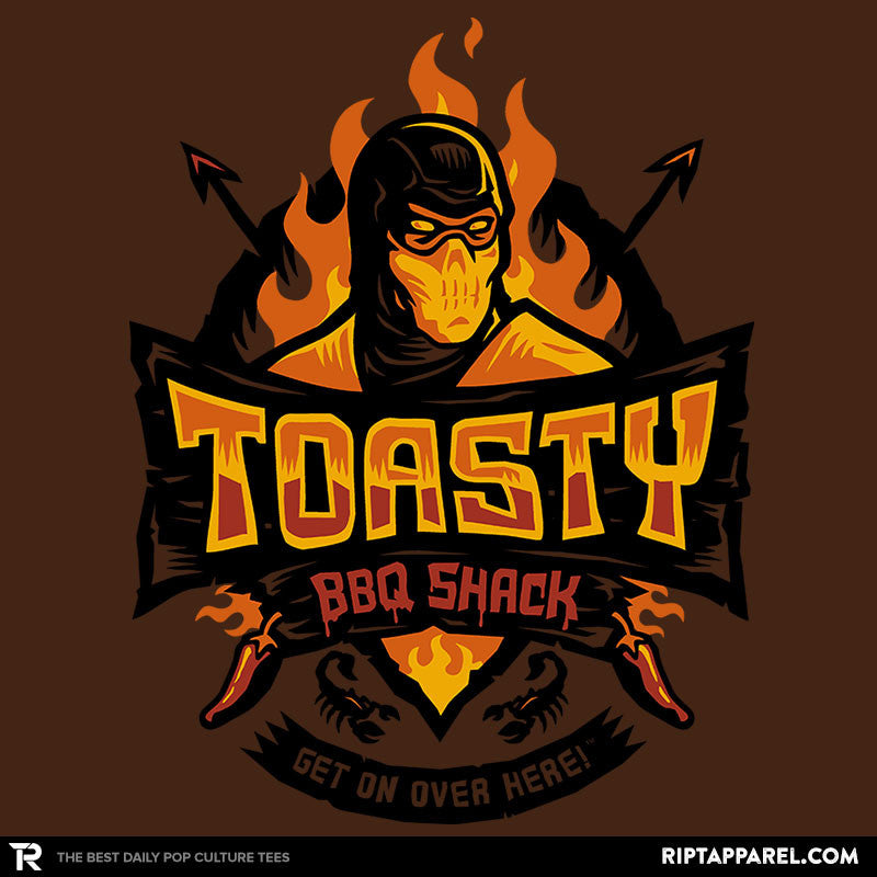 Toasty BBQ Shack - RIPT Apparel