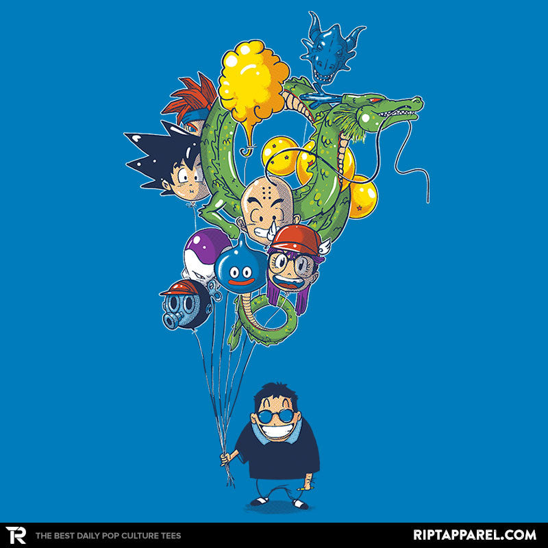 Toriyama's Balloons - Collection Image - RIPT Apparel