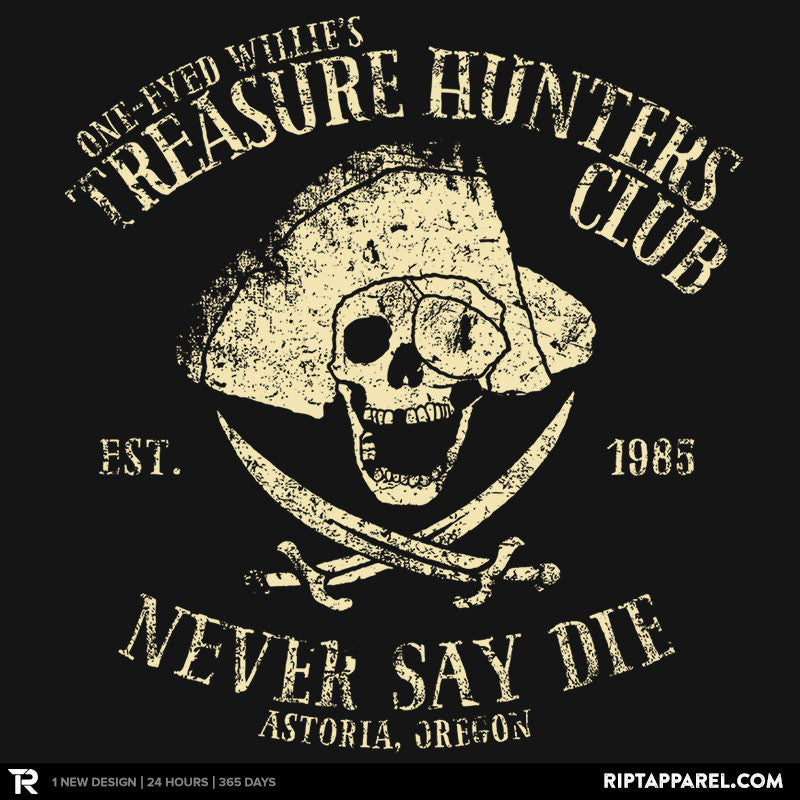Treasure Hunters Club - RIPT Apparel