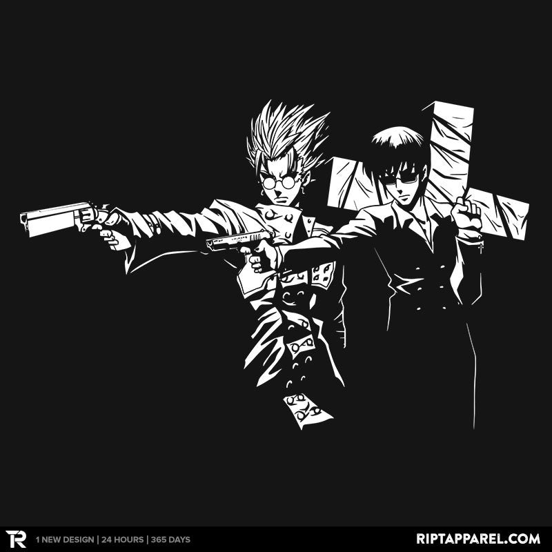 Trigun Fiction - RIPT Apparel