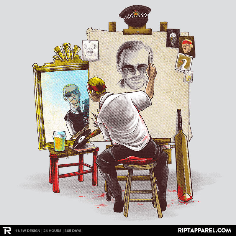 Triple Cornetto Portrait - RIPT Apparel