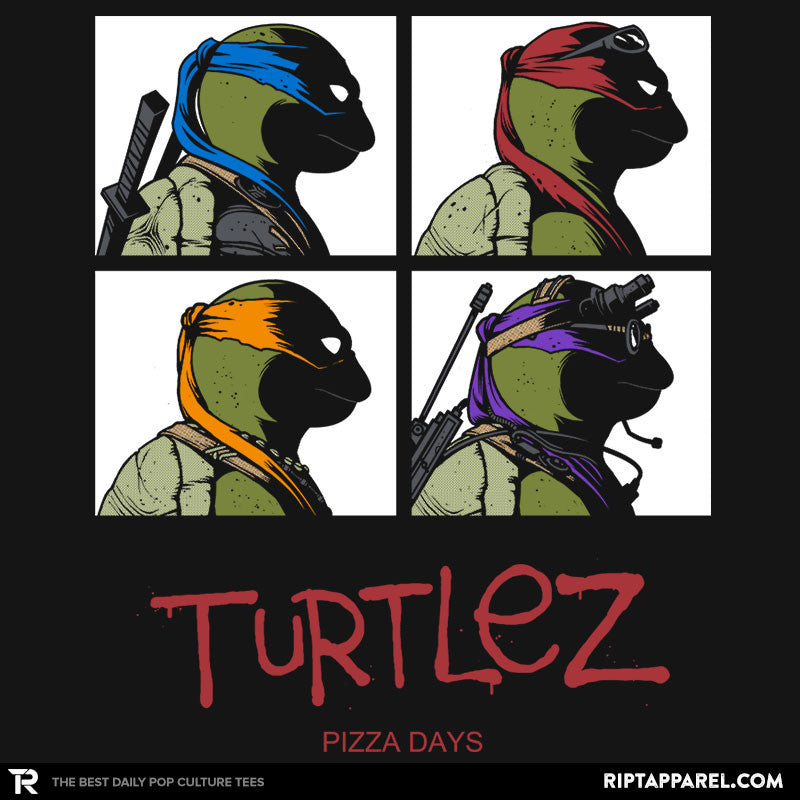 Turtlez - Collection Image - RIPT Apparel