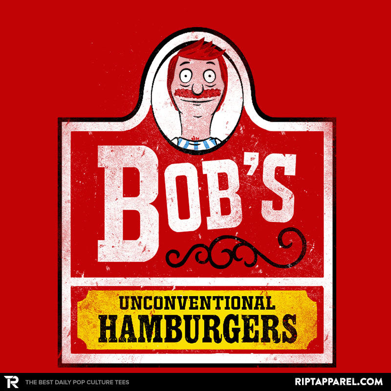 Unconventional Burgers - Collection Image - RIPT Apparel