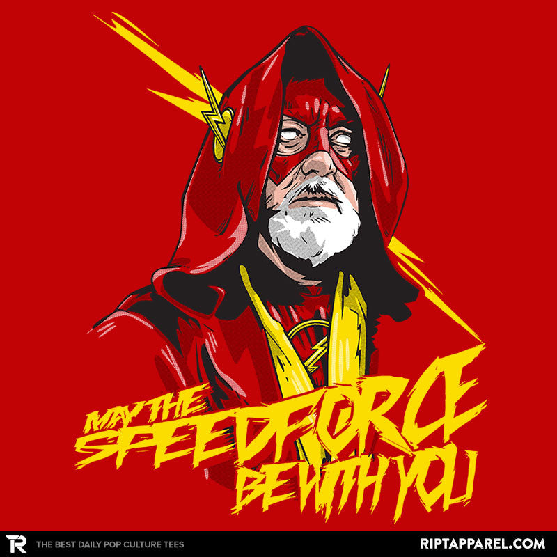 Use the Speed Force - RIPT Apparel