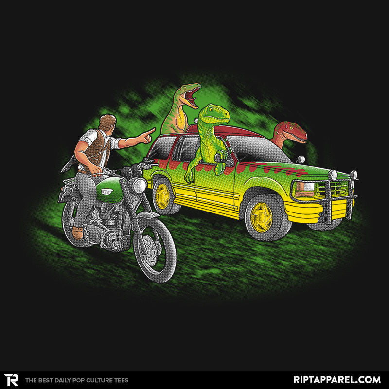 Velociraptors today - Collection Image - RIPT Apparel