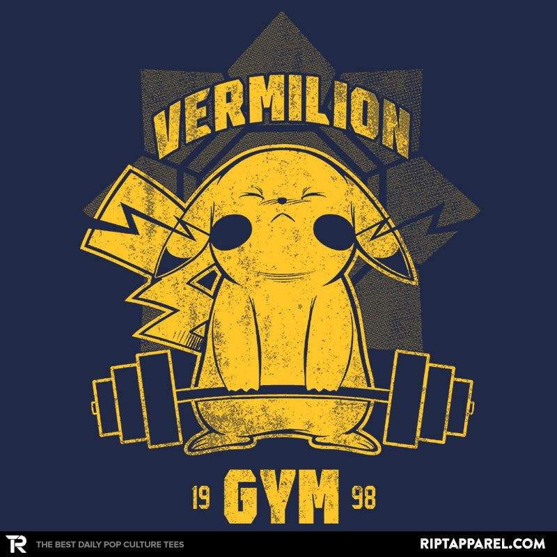Vermilion Gym - Collection Image - RIPT Apparel