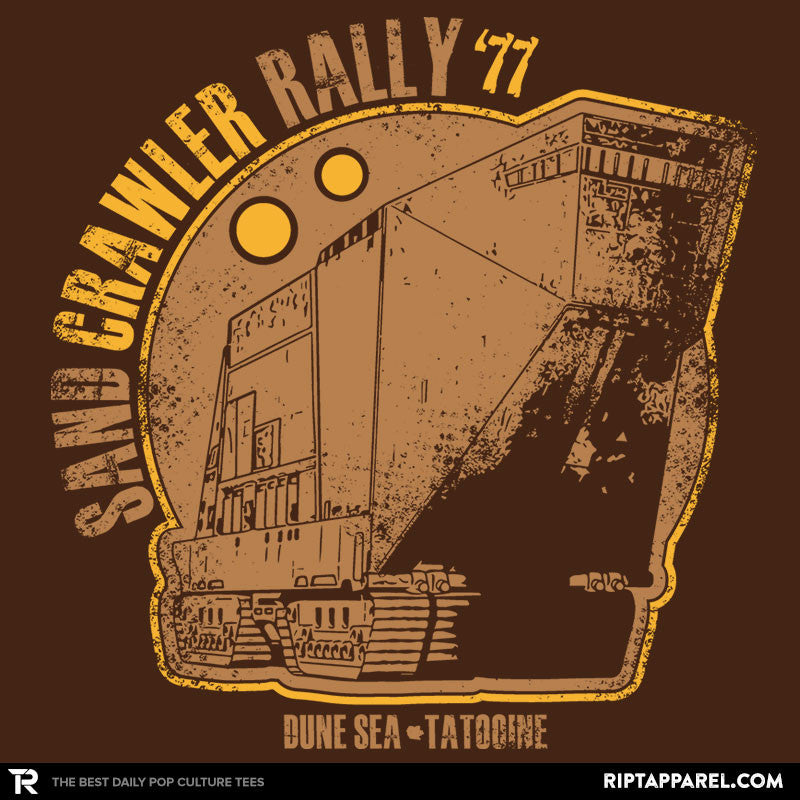 Vintage Sand Crawl - RIPT Apparel