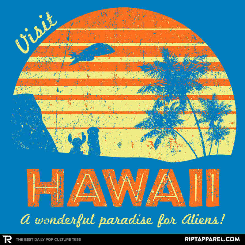 Visit Hawaii - RIPT Apparel