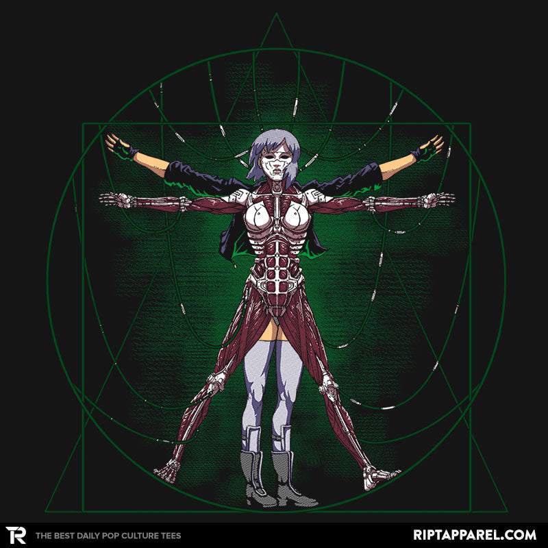 Vitruvian Cyborg - Collection Image - RIPT Apparel
