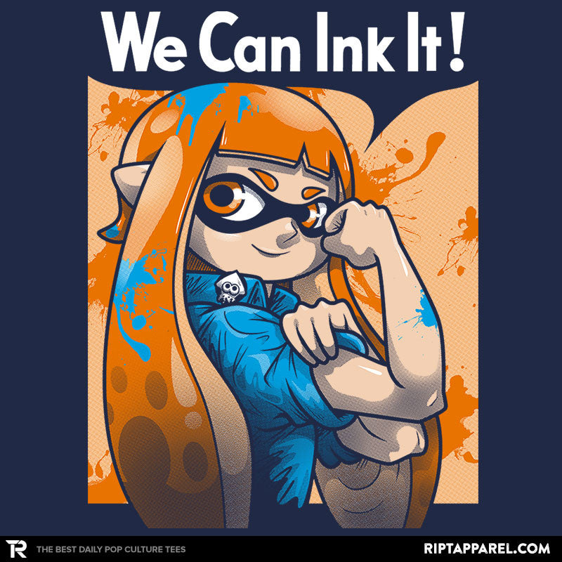 We Can Ink It! - RIPT Apparel