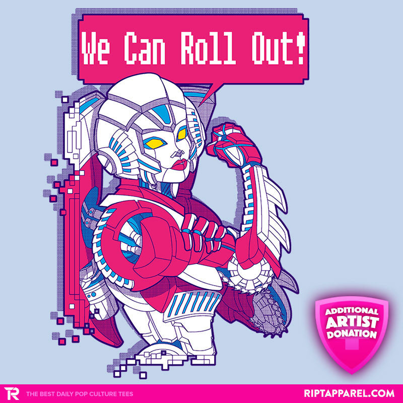 We Can Roll Out! - RIPT Apparel