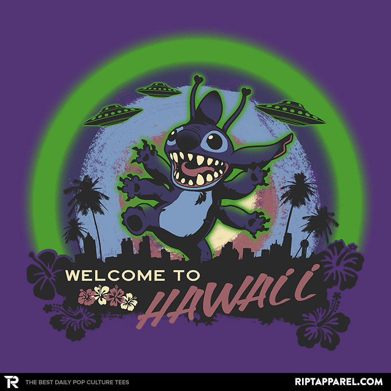 Welcome to Hawaii - RIPT Apparel